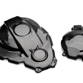 SUZUKI GSXR 1000 2017-2020 Carbon Fiber Engine Covers (set-2pcs)