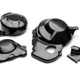 YAMAHA MT09 2013-2020 Carbon Fiber Engine Covers (set- 4pcs)