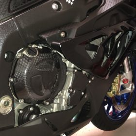 BMW S 1000RR Carbon Engine Covers