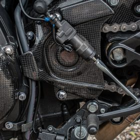 YAMAHA MT09 2014-2020 Carbon Fiber Sprocket Cover