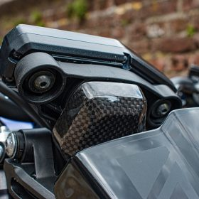 YAMAHA MT09 2017-2020 Carbon Fiber Speedo Cover