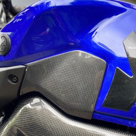 YAMAHA MT09 Carbon Fiber Side Tank Panels