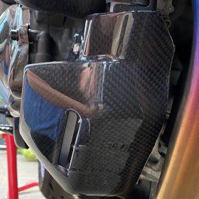 YAMAHA MT09 Carbon Fiber Fluid Coolant Cover