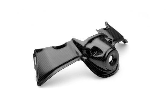DUCATI Panigale V4 Carbon Fiber Key Lock Cover