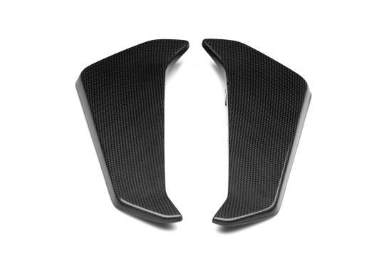 YAMAHA MT09 2017-2021 Carbon Fiber Radiator Covers