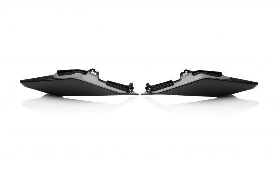 YAMAHA MT09 2017-2020 Carbon Fiber Rear Seat Panels 1