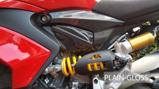 DUCATI Panigale 899/959/V2 Carbon Fiber Frame Panels